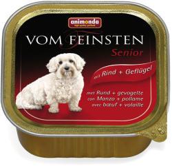Animonda Vom Feinsten Senior - Beef & Poultry 22x150g