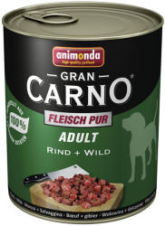 Animonda GranCarno Adult - Beef & Venison 800g