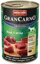 Animonda GranCarno Adult - Beef & Venison 24x400g