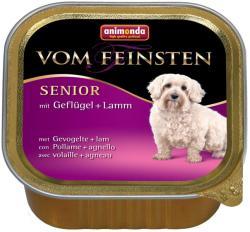 Animonda Vom Feinsten Senior - Poultry & Lamb 6x150g