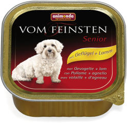 Animonda Vom Feinsten Senior - Poultry & Lamb 12x150g