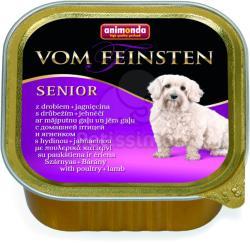 Animonda Vom Feinsten Senior - Poultry & Lamb 18x150g