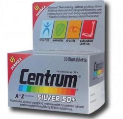 Centrum Silver 50+ A-Z-ig Luteinnel tabletta - 30 db