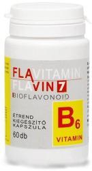 Flavin7 Flavitamin B6-vitamin kapszula - 60 db