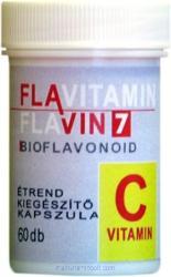 Flavin7 Flavitamin C-vitamin kapszula - 60 db