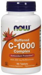 NOW C-1000 Buffered C-vitamin tabletta - 90 db