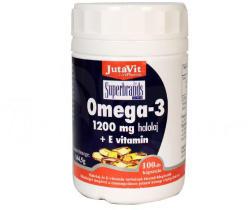 JutaVit Omega-3+E-vitamin kapszula - 100 db