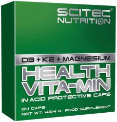 Scitec Nutrition Health Vita-Min kapszula - 54 db