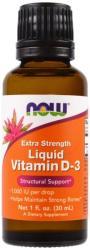 NOW Liquid Vitamin D-3 - 30ml