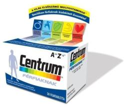 Centrum A-Z-ig Férfiaknak tabletta - 30 db