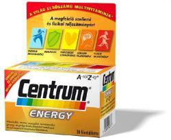 Centrum A-Z-ig Energy tabletta - 30 db