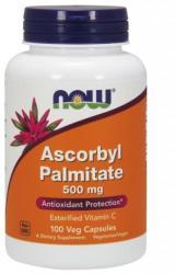 NOW Ascorbyl Palmitate zsíroldékony C-vitamin kapszula - 100 db