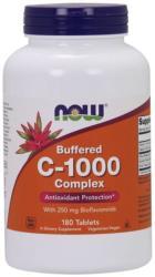 NOW C-1000 Buffered C-vitamin tabletta - 180 db