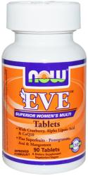 NOW EVE Superior Women's Multi tabletta - 90 db