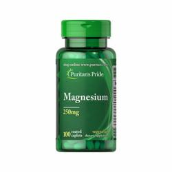 Puritan's Pride Magnesium 250mg tabletta - 100 db