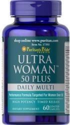 Puritan's Pride Ultra Woman 50 Plus Daily Multi kapszula - 60 db