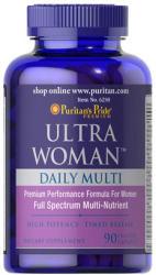 Puritan's Pride Ultra Woman Daily Multi kapszula - 90 db