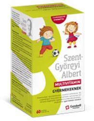 Goodwill Pharma Kft. Szent-Györgyi Albert Multivitamin tabletta gyermekeknek - 60 db