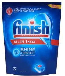 Finish All in 1 Max Shine&Protect Mosogatógép Tabletta (72db)