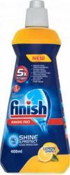 Finish Shine&Protect Gépi Öblítőszer Lemon (400ml)