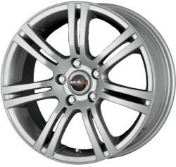 Mak Audace Silver CB72 5/100 14x5.5 ET35