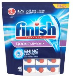Finish Shine&Protect Quantum Max Mosogatógép Tabletta (40db)