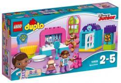 LEGO Duplo - Doc McStuffins kisállat-gyógyító rendelője (10828)