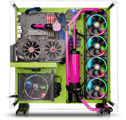 Thermaltake Core P5 Green Edition (CA-1E7-00M8WN-00)