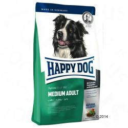 Happy Dog Supreme Adult Medium Fit & Well 2 x 12 5kg