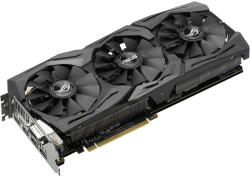 ASUS GeForce GTX 1080 8GB GDDR5X 256bit PCIe (ROG STRIX-GTX1080-O8G-GAMING)