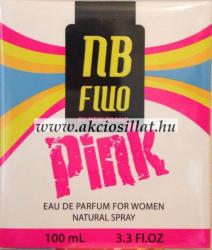 New Brand Fluo Pink EDP 100ml