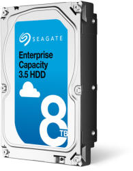 "Seagate Enterprise Capacity 3.5"" 8TB 7200rpm 256MB SAS ST8000NM0095"