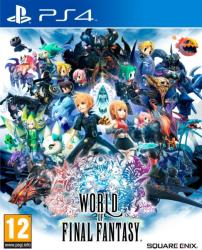 Square Enix World of Final Fantasy (PS4)