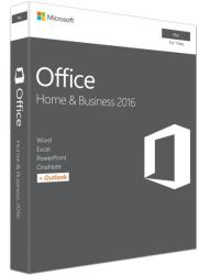 Microsoft Office 2016 Home & Business for Mac ENG (1 User) W6F-00952