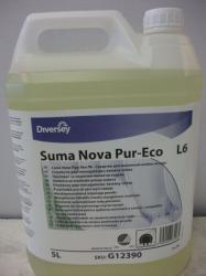 Suma Nova Pur-Eco L6 Gépi Mosogatószer Közepesen Kemény És Kemény Vízhez (5L)