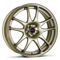 Borbet RS bronze matt 5/100 16x6.5 ET38