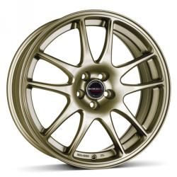 Borbet RS bronze matt 5/100 17x7 ET38