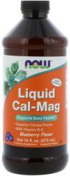 NOW Liquid Cal-Mag folyékony vitaminital - 473ml