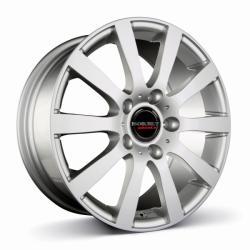Borbet C2C brilliant silver 5/114.3 17x7.5 ET50