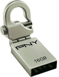 PNY Hook Attaché 16GB USB 2.0 P-FDI16GAPPHK-GE
