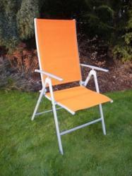ANF-26C kerti, állítható szék