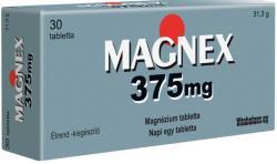 Vitabalans Oy Magnex 375mg tabletta - 30 db