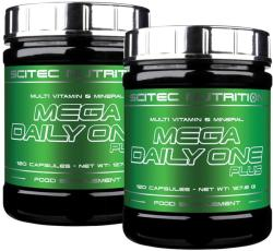 Scitec Nutrition Mega Daily One Plus tabletta - 2x120 db