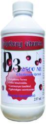 NutriLab Folyékony D3 vitamin - 237ml