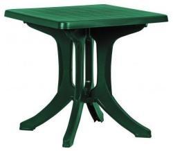 Napoli műanyag kerti asztal