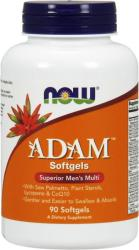 NOW Adam Superior Mens Multivitamin kapszula - 90 db