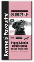 Kennels' Favourite Puppy & Junior - Salmon & Rice 3kg