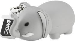EMTEC Elephant M323 8GB USB 2.0 EKMMD8GM323