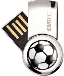 EMTEC Football 8GB USB 2.0 EKMMD8GS370