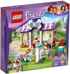 LEGO Friends - Heartlake kiskutya gondozó (41124)